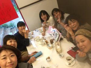 起業美女子交流会vol.1