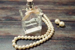 香水とパール